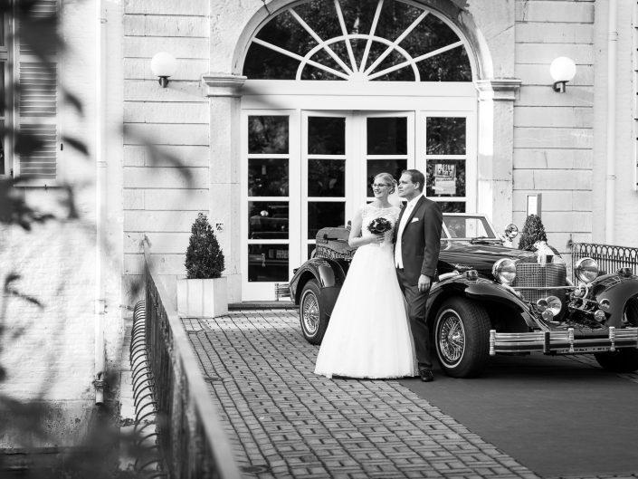 Bezaubernde Hochzeit auf Schloss Rahe