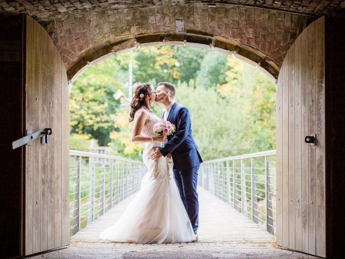 Herzergreifende Hochzeit in der Blumenhalle Jülich