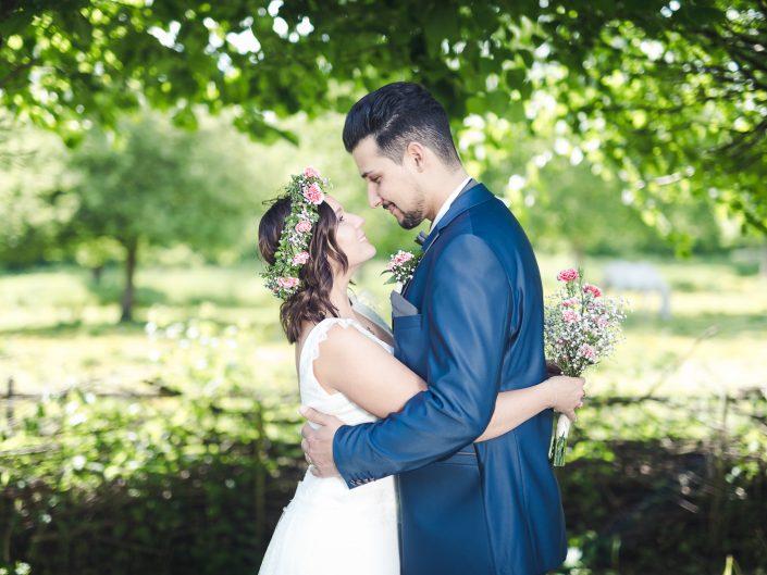 DIY Hochzeit und Shooting am Schloss Zweibrüggen