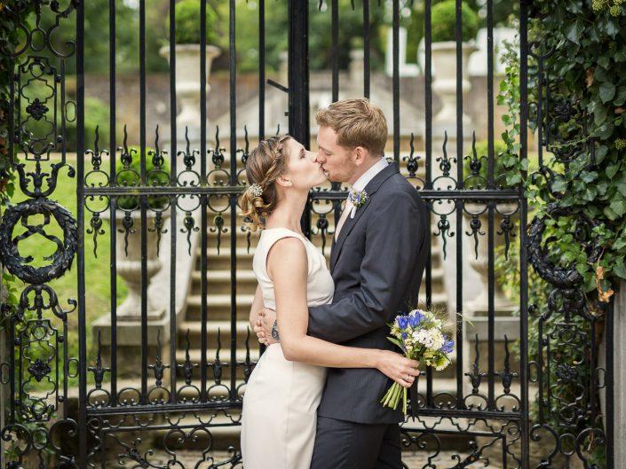 Hochzeitsshooting auf Schloss Bloemendal