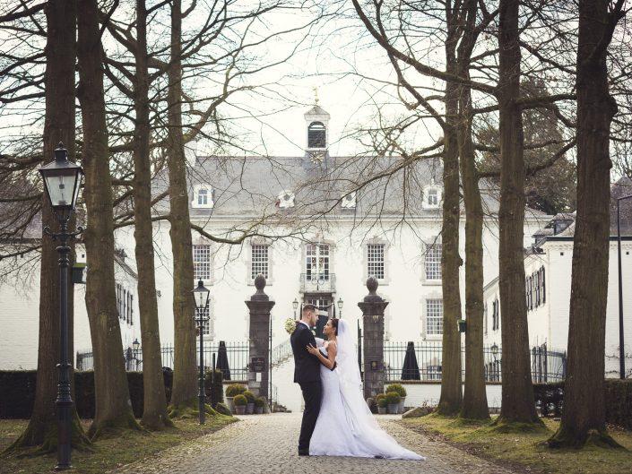 Aachener Dom Hochzeit mit anschließender Feier in Vaalsbroeck