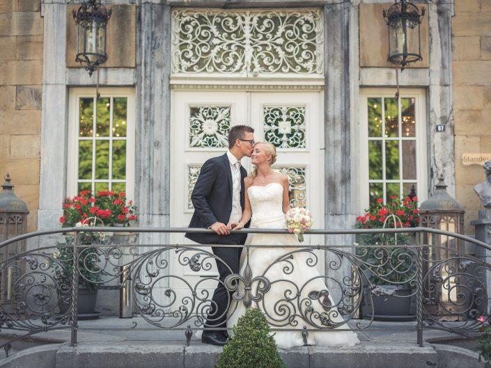 Hochzeit unter freiem Himmel im Kupferhof