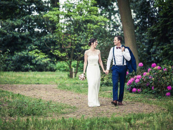 Standesamtliche Hochzeit in Erkelenz mit großer Party